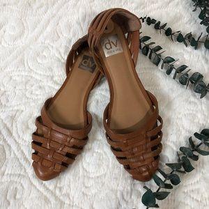 Dolce Vita, Camel Colored Sandals Sz 7